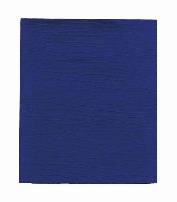 Yves Klein-Monochrome Bleu (IKB277)-1959