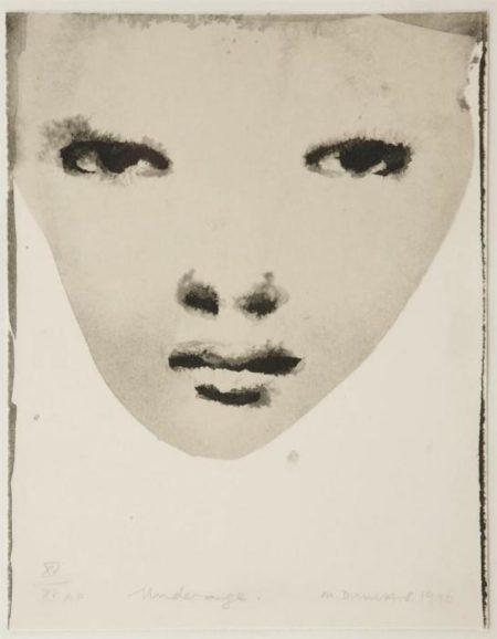 Marlene Dumas-Underage-