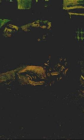 Vincent van Gogh-Two hands-1885
