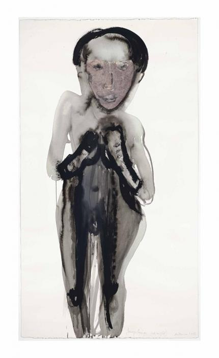 Marlene Dumas-Josephine (not tonight)-1997