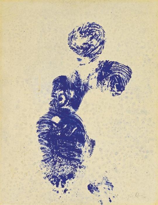 Yves Klein-Ant 153-1960
