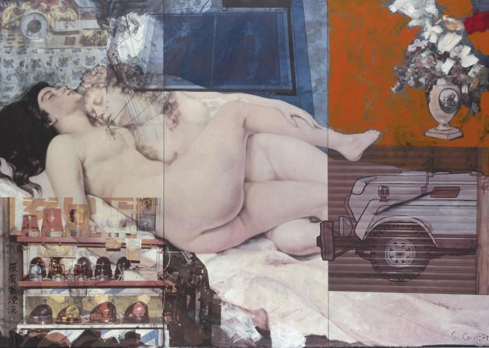 Robert Rauschenberg-Robert Rauschenberg - All Abordello Doze 4 (Japanese Recreational Clayworks)-1983