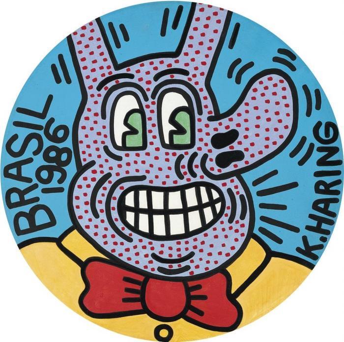 Keith Haring-Keith Haring - Brasil-1986