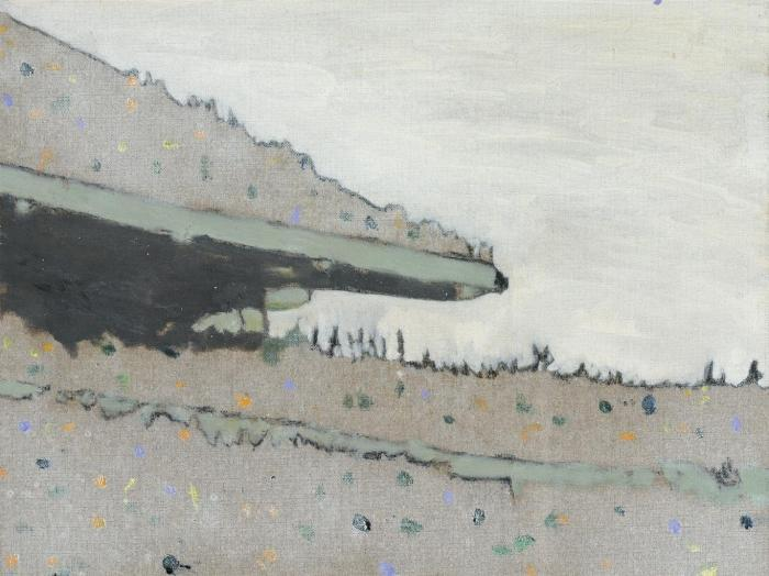 Peter Doig-Stadium-1998