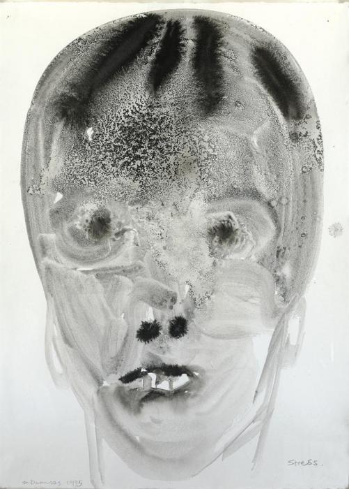 Marlene Dumas-Stress-1995