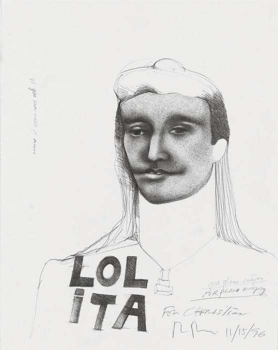 Richard Prince-Lolita-1996