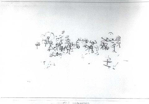Paul Klee-Kinderspielplatz (Children's Playground)-1932