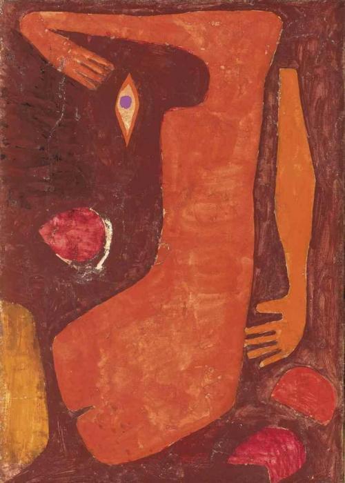 Paul Klee-Fragmenta Veneris-1938