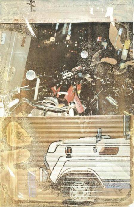 Robert Rauschenberg-Robert Rauschenberg - One Plate (From:Tribute 21)-1994