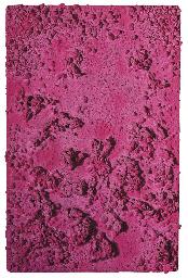 Yves Klein-Fourmillement rose-1960