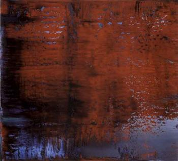 Gerhard Richter-Abstraktes Bild 805-4 (Abstract Painting 805-4)-1994