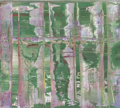 Gerhard Richter-Abstraktes Bild 775-1 (Abstract Painting 775-1)-1992