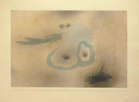 Paul Klee-Irrende Seele (Flying Figure)-1929