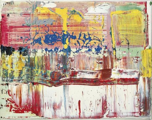 Gerhard Richter-Abstraktes Bild 716-12 (Abstract Painting 716-12)-1990