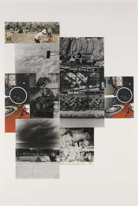Robert Rauschenberg-Robert Rauschenberg - Venice Print Project-1984