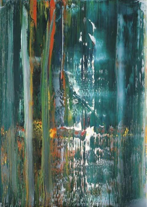 Gerhard Richter-AB Tower (647-3)-1987