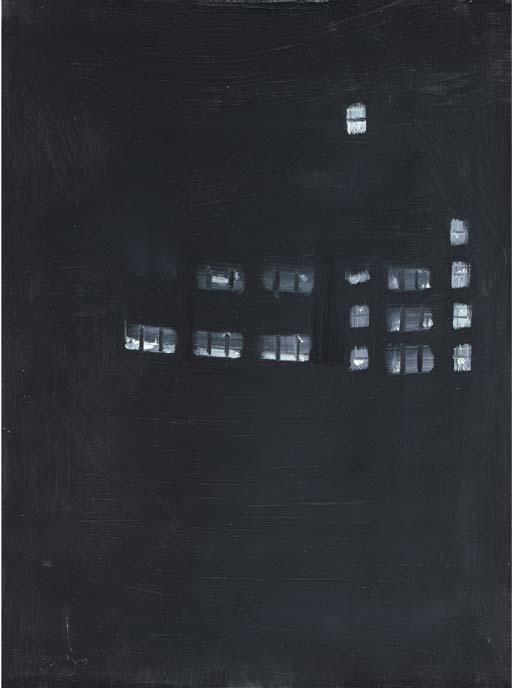 Alex Katz-Night-2002