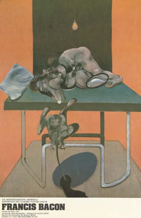 Francis Bacon-Centre Georges Pompidou, Paris/School of London.../Museo-