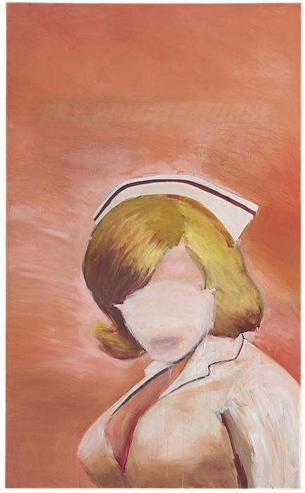 Richard Prince-Very Private Nurse # 1-2003