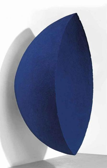 Anish Kapoor-Mother as a Ship-1989