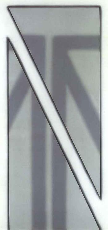 Gerhard Richter-Balken (Beams)-1968