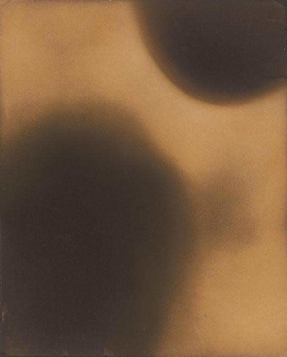 Yves Klein-Peinture de feu (F65)-1961