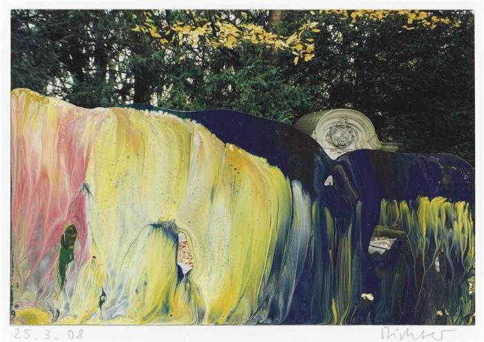 Gerhard Richter-Ohne Titel (25.3.08) / Untitled (25.3.08)-2008