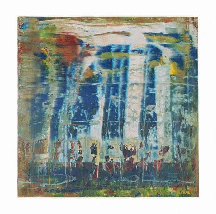 Gerhard Richter-Abstraktes Bild 906-7 (Abstract Painting 906-7)-2008