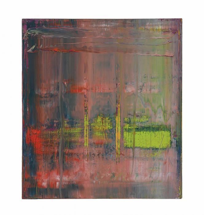 Gerhard Richter-Abstraktes Bild 889-1 (Abstract Painting 889-1)-2004