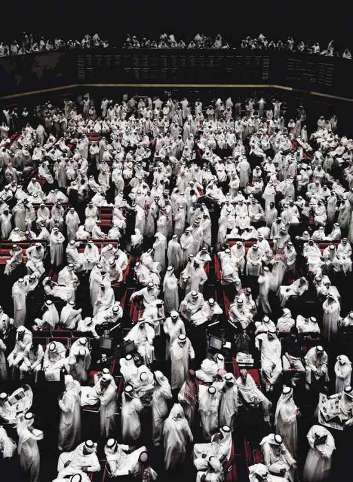 Andreas Gursky-Kuwait Stock Exchange I-2007