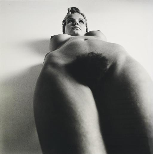 Helmut Newton-La Hollandaise, Monte Carlo-1994