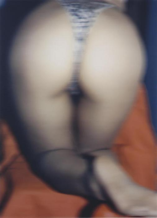Thomas Ruff-Nudes Nu07 (2000)-2000