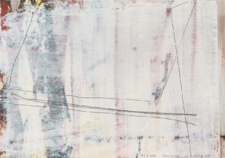 Gerhard Richter-Snow White-2005