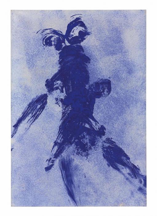 Yves Klein-Ant 40-1961