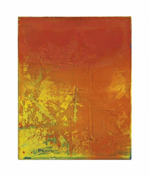 Gerhard Richter-Abstraktes Bild 454-7 (Abstract Painting 454-7)-1980
