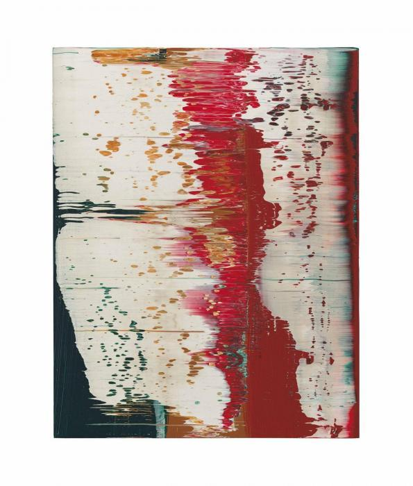 Gerhard Richter-Fuji 839-84-1996