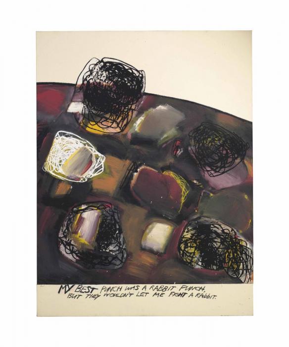 Richard Prince-My Best-1996