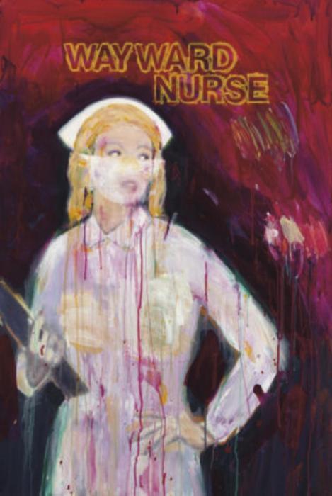 Richard Prince-Wayward Nurse-2005