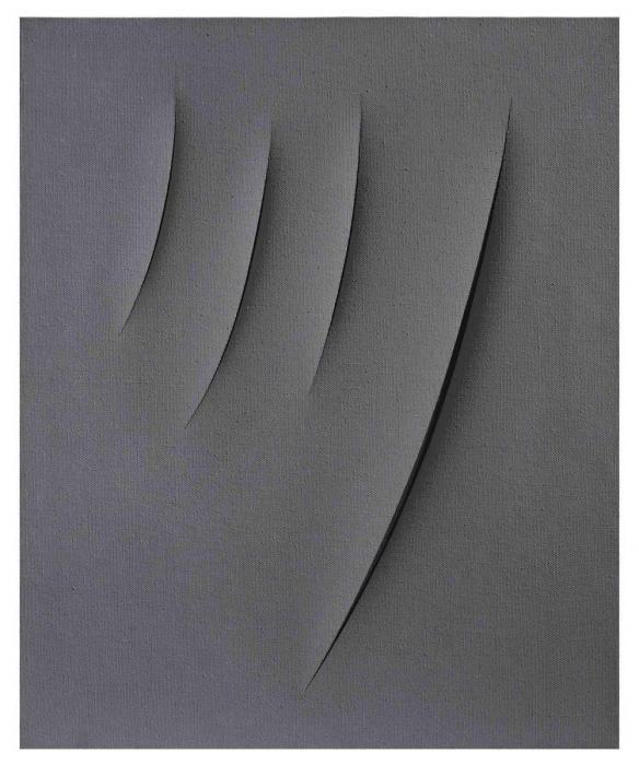 Lucio Fontana-Concetto spaziale, Attese-1960