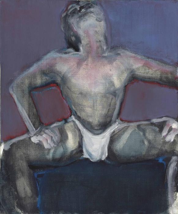 Marlene Dumas-Male Stripper-1999
