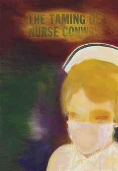 Richard Prince-The Taming Of Nurse Conway-2002