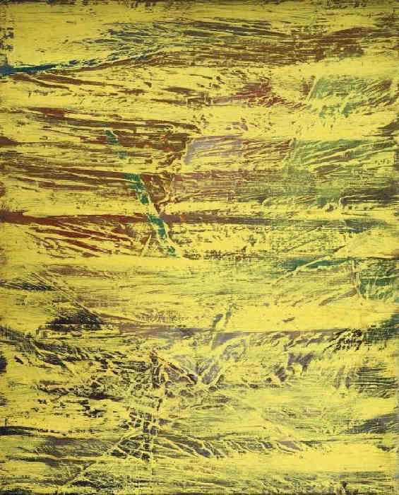 Gerhard Richter-Abstarktes Bild 432-2 (Abstract Painting 432-2)-1978