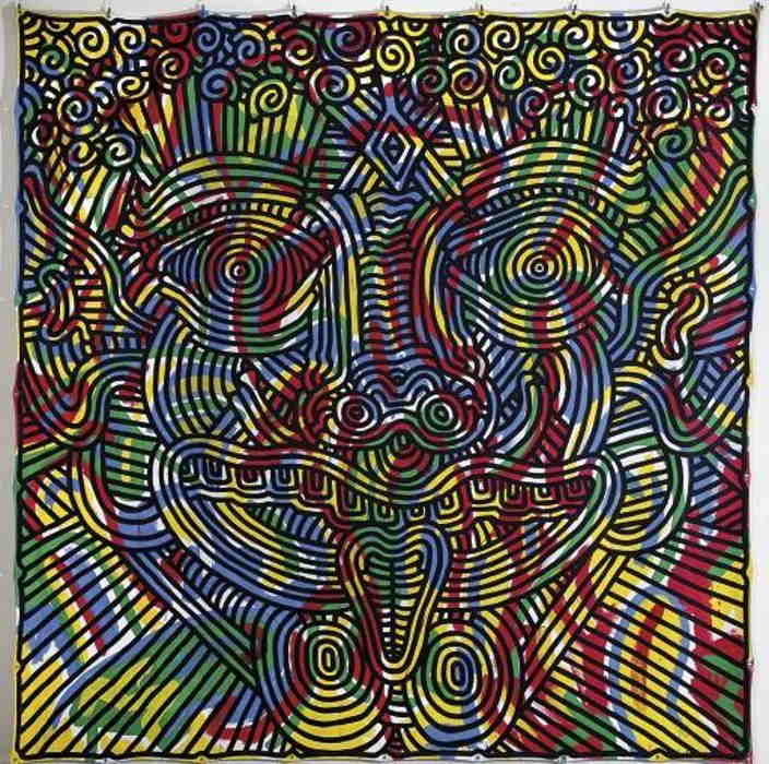 Keith Haring-Keith Haring - Untitled (Sept. 6 1986)-1986