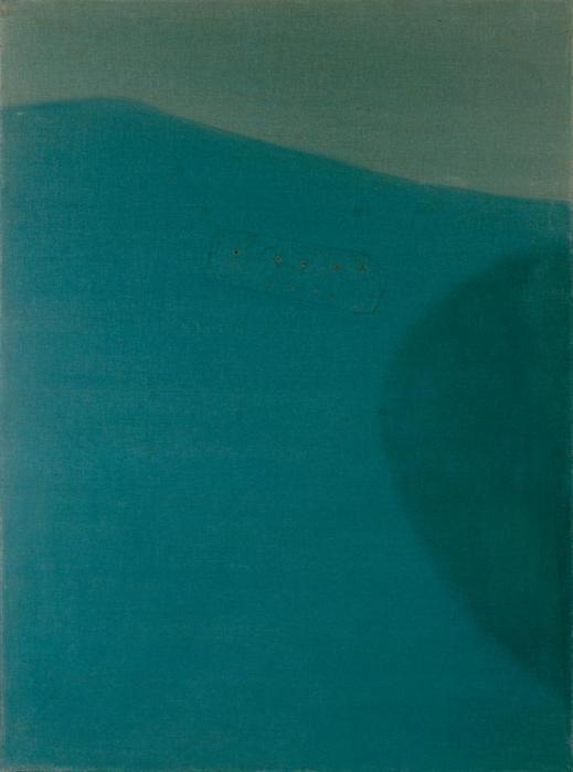 Lucio Fontana-Concetto spaziale, Forma-1958