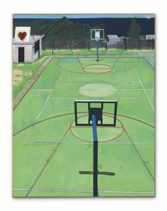Peter Doig-The Heart of Old San Juan-1999