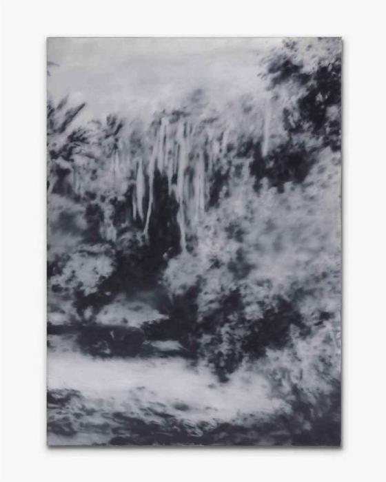 Gerhard Richter-Waldstuck (Chile) / Forest Piece (Chile)-1969