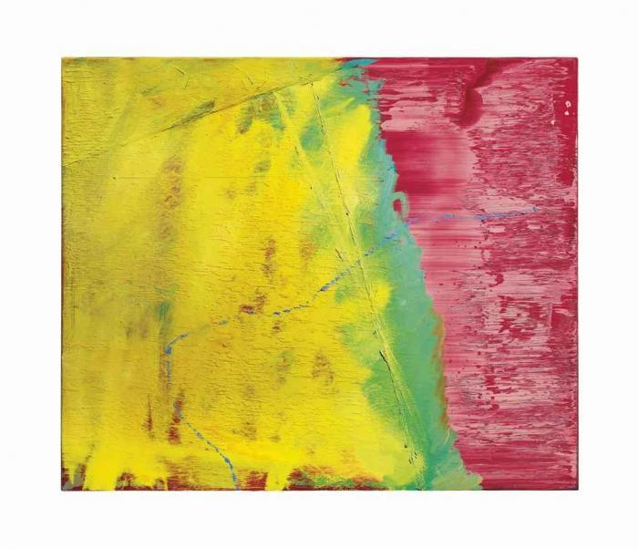 Gerhard Richter-Abstraktes Bild 473-1 (Abstract Painting 473-1)-1981