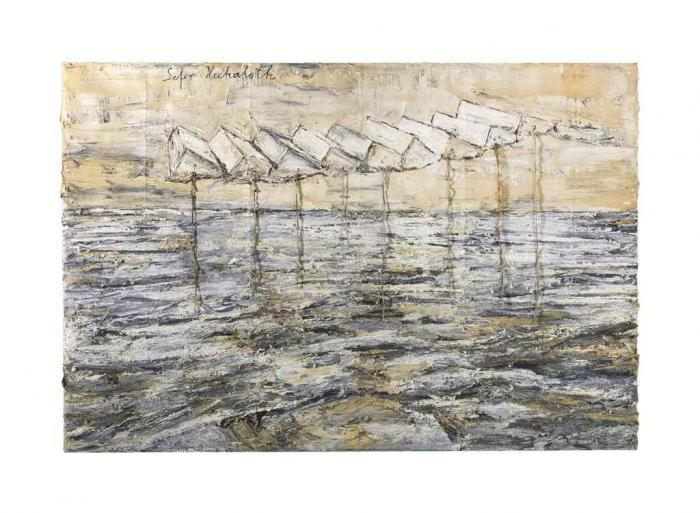 Anselm Kiefer-Sefer Hechaloth-2003