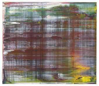 Gerhard Richter-Abstraktes Bild 842-7 (Abstract Painting 842-7)-1997