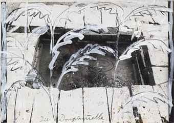 Anselm Kiefer-Die Donauquelle (The Source of the Danube)-1978